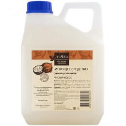 Средство моющее универсальное Чистый кокос Mi&Ko 4 л