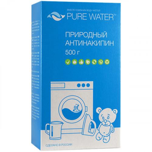 100% Лимонная кислота Pure Water 500 г   Натуральный антинакипин