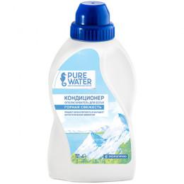 Кондиционер для белья Горная Свежесть Pure Water 480 мл