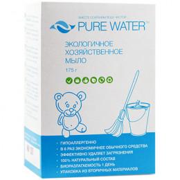 Мыло хозяйственное гипоаллергенное Pure Water 175 г