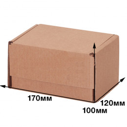 Коробка подарочная 17 х 12 х 10 см