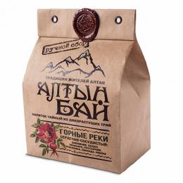 Чайный напиток Алтын Бай «ГОРНЫЕ РЕКИ» сердечно-сосудистый 100 г