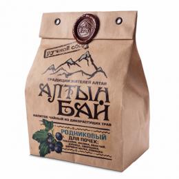 Чайный напиток Алтын Бай «РОДНИКОВЫЙ» для почек 100 г