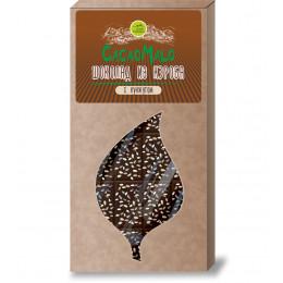 Шоколад из Кэроба необжаренного с кунжутом CacaoMalo, 85 г