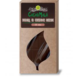 Шоколад на финиковом сиропе CacaoMalo, 70 г