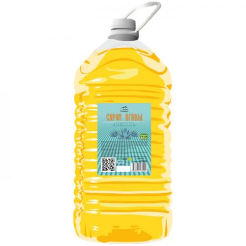 Органический сироп из стебля агавы Cofradex 5 литров / 6.5 кг нетто   Мексика