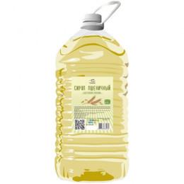 Сироп пшеничный органический Meurens Natural 5 л / 6.5 кг