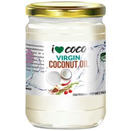 Масло кокосовое органическое I Love Coco 500 мл