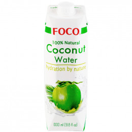 Кокосовая вода FOCO 1 литр