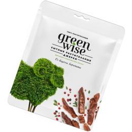 Растительные джерки со вкусом баранины Greenwise 36 г