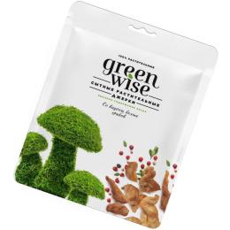 Растительные джерки со вкусом белых грибов Greenwise 36 г