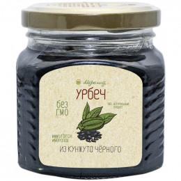Урбеч из семян кунжута чёрного Мералад 230 г