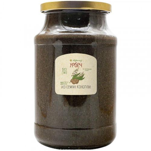 Урбеч из цельных семян конопли Мералад 1 кг | г. Киров (Вятка)