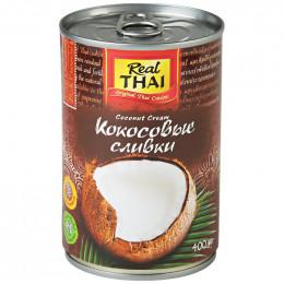 Крем кокосовый Real Thai 400 мл