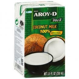 Молоко кокосовое Aroy-D 250 мл