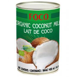 Молоко кокосовое органическое FOCO 400 мл