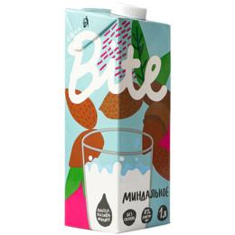 Молоко миндальное Bite 1 литр