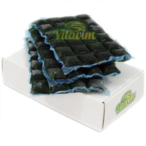 Замороженный сок ростков пшеницы Витграсс в кубиках Vitavim 36 порций, 1000 мл