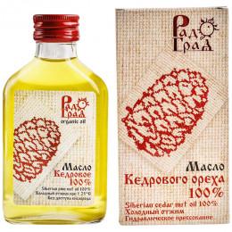 Масло кедровое Радоград 100 мл