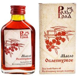 Масло облепиховое Радоград 100 мл