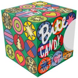 Конфеты Bite Candy Зелёный набор 120 г