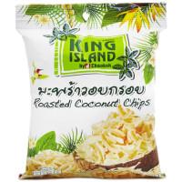 Чипсы кокосовые King Island 40 г
