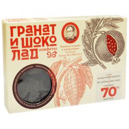 "Конфеты ""Гранат и Шоколад"" Живая Еда 90 г"