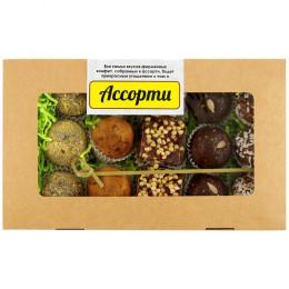 """Конфеты """"Ассорти"""" Vegan food 300 г"""