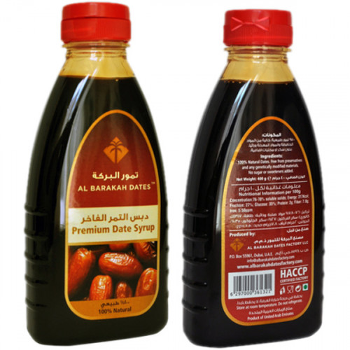 Финиковый сироп Al Barakah Dates (Дибс) 400 г (ОАЭ)