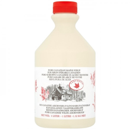 Органический канадский кленовый сироп Vertmont 1 литр / 1320 г