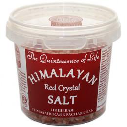 Соль гималайская красная Himalayan Pink Crystal Salt 284 г