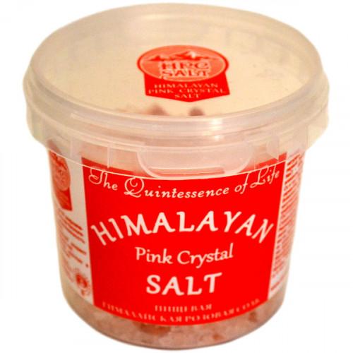 """Соль розовая гималайская крупная """"Himalayan Pink Crystal Salt"""" (Пакистан) 284 г"""
