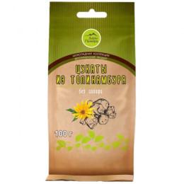 Цукаты топинамбура без сахара Дары Памира 2 кг