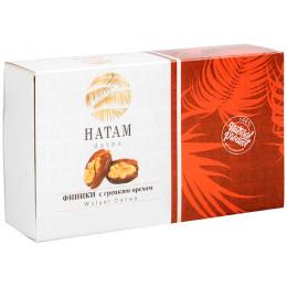 Финики иранские с грецким орехом Hatam 200 г