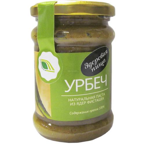 Паста из зелёных фисташек Биопродукты 280 г