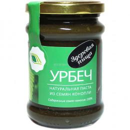 Урбеч из семян конопли Биопродукты 280 г