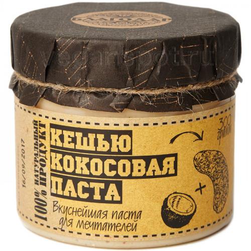 Кешью-кокосовая паста Благодар 300 г (Санкт-Петербург)