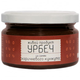 Урбеч из коричневого кунжута Живой Продукт 225 г