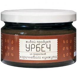 Урбеч из проростков коричневого кунжута Живой Продукт 225 г