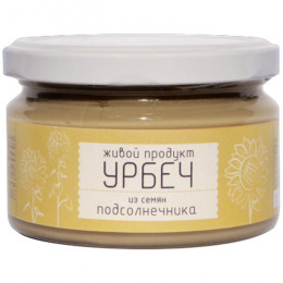 Урбеч из семян подсолнечника Живой Продукт 225 г