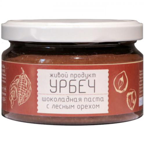 Шоколадно-ореховая паста с фундуком без сахара Живой Продукт 225 г