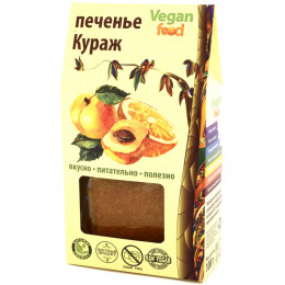 "Печенье ""Кураж"" Vegan food 100 г"