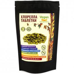 Хлорелла таблетки Vegan food 100 г
