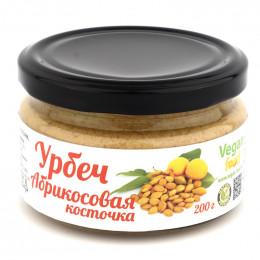Урбеч из ядер абрикосовых косточек Vegan food 200 г