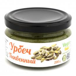 Урбеч из семян тыквы Vegan food 200 г