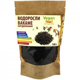 Водоросли Вакамэ Vegan food 100 г