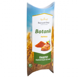 Паштет «Botanik Paprika» Высший Вкус, 125 г