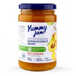 Джем низкокалорийный Yummy Jam абрикосовый, 350 г