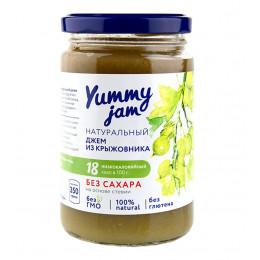 Джем низкокалорийный Yummy Jam из крыжовника, 350 г