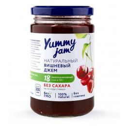Джем низкокалорийный Yummy Jam вишневый, 350 г